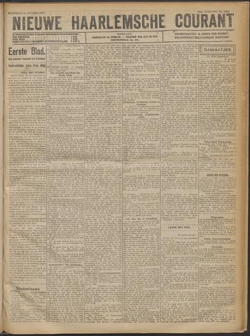 Nieuwe Haarlemsche Courant 1921-10-12