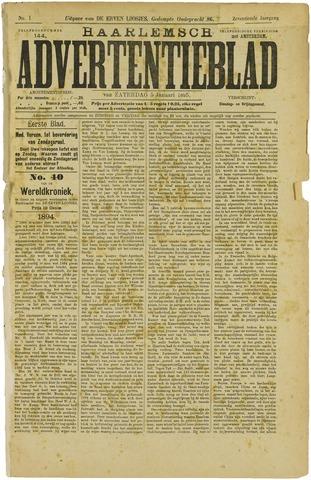 Haarlemsch Advertentieblad 1895-01-05