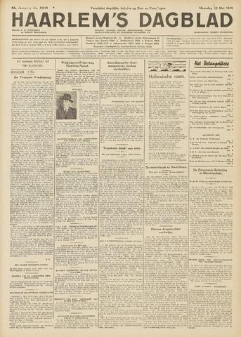 Haarlem's Dagblad 1935-05-13