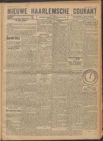 Nieuwe Haarlemsche Courant 1922-01-14