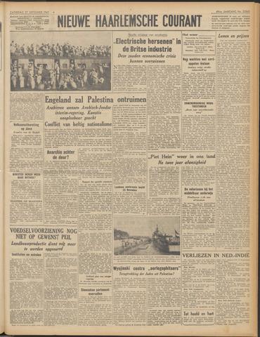Nieuwe Haarlemsche Courant 1947-09-27