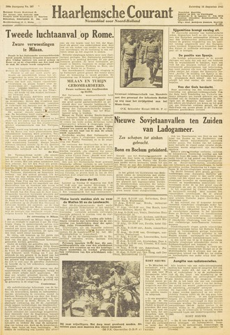 Haarlemsche Courant 1943-08-14