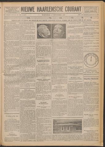 Nieuwe Haarlemsche Courant 1929-11-27