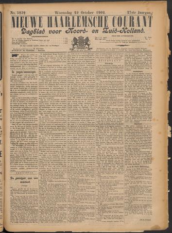 Nieuwe Haarlemsche Courant 1902-10-29