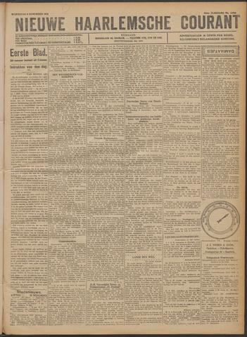 Nieuwe Haarlemsche Courant 1921-11-09