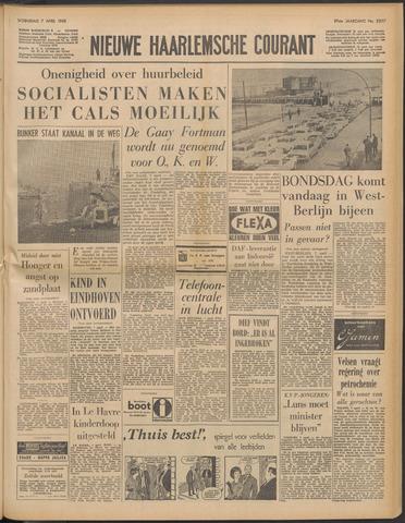 Nieuwe Haarlemsche Courant 1965-04-07