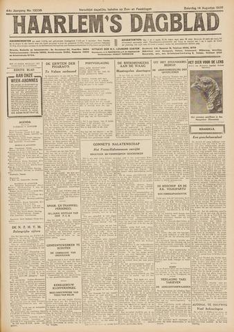Haarlem's Dagblad 1926-08-14