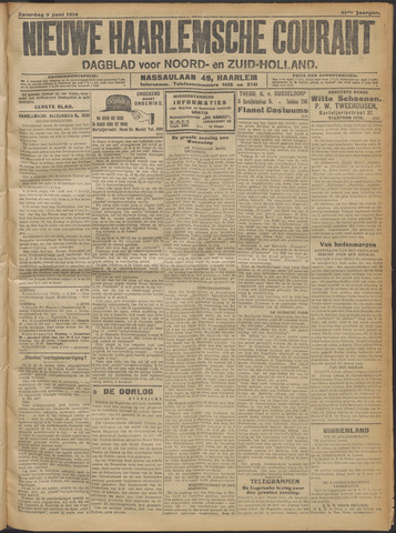 Nieuwe Haarlemsche Courant 1916-06-03