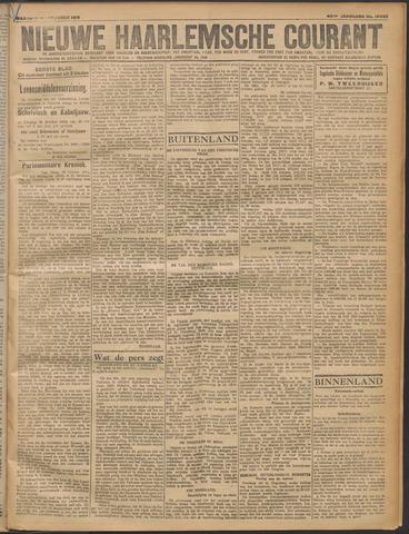 Nieuwe Haarlemsche Courant 1919-10-20