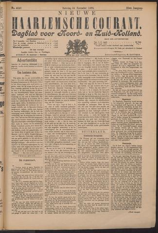 Nieuwe Haarlemsche Courant 1900-11-24