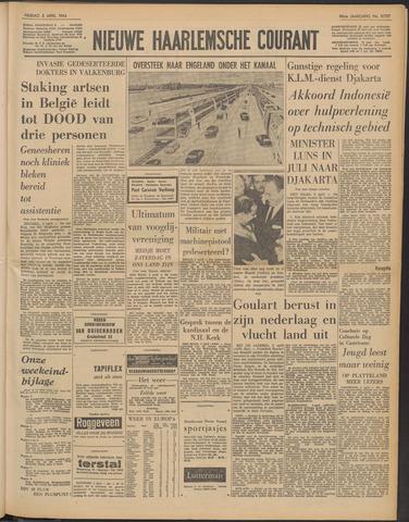Nieuwe Haarlemsche Courant 1964-04-03