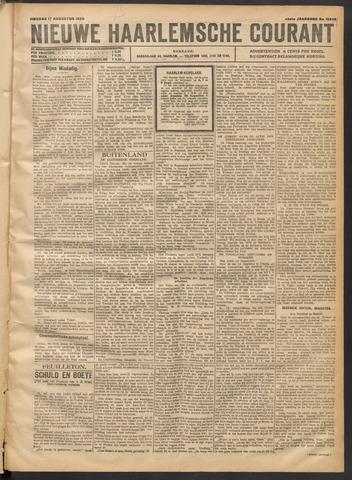 Nieuwe Haarlemsche Courant 1920-08-17