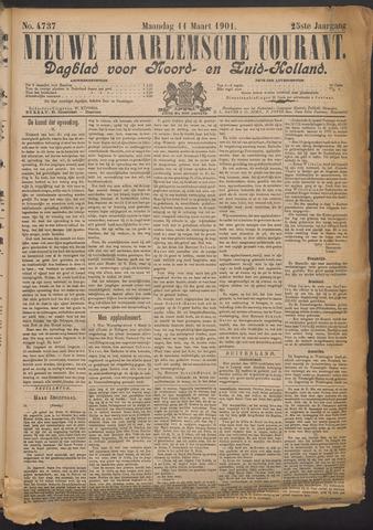 Nieuwe Haarlemsche Courant 1901-03-11