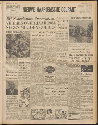 Nieuwe Haarlemsche Courant 1965-07-07