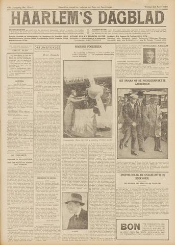 Haarlem's Dagblad 1926-04-23