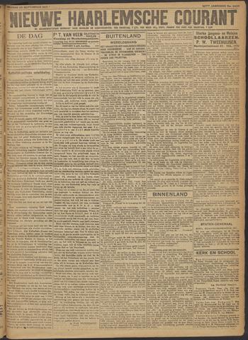 Nieuwe Haarlemsche Courant 1917-09-28