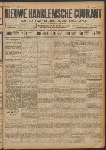 Nieuwe Haarlemsche Courant 1908-10-13