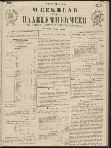 Weekblad van Haarlemmermeer 1866-07-20