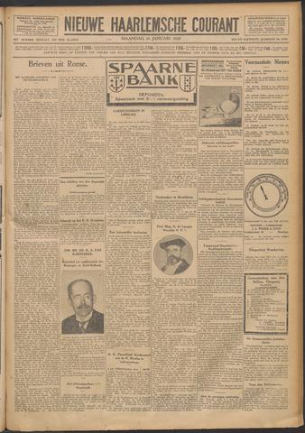 Nieuwe Haarlemsche Courant 1928-01-16