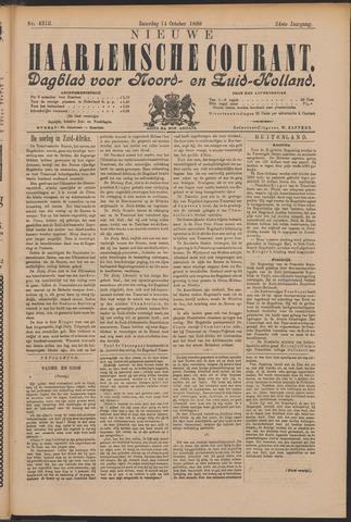 Nieuwe Haarlemsche Courant 1899-10-14