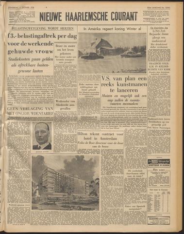 Nieuwe Haarlemsche Courant 1958-12-04