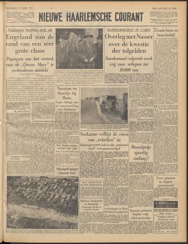 Nieuwe Haarlemsche Courant 1957-03-21
