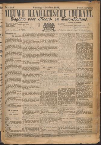 Nieuwe Haarlemsche Courant 1901-10-07