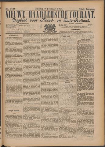 Nieuwe Haarlemsche Courant 1904-02-09