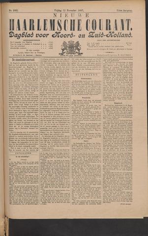 Nieuwe Haarlemsche Courant 1897-11-12