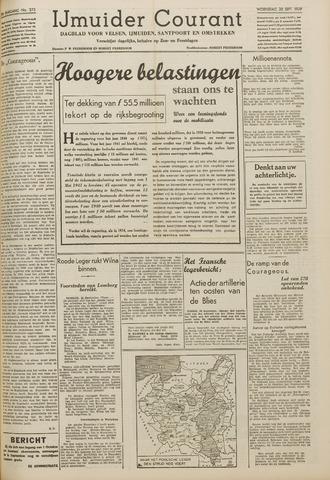 IJmuider Courant 1939-09-20