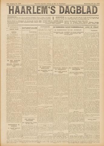 Haarlem's Dagblad 1926-06-24