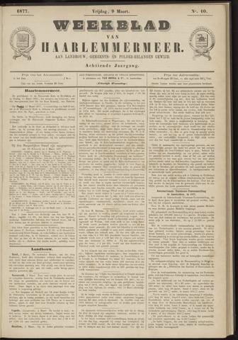 Weekblad van Haarlemmermeer 1877-03-09
