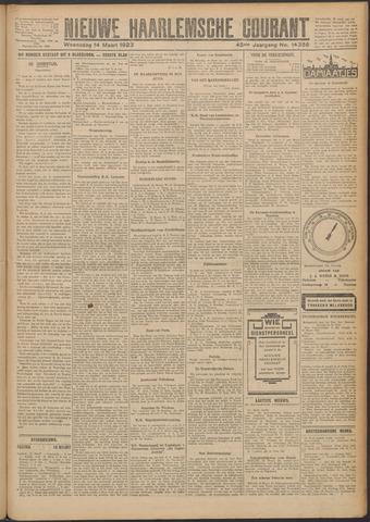 Nieuwe Haarlemsche Courant 1923-03-14