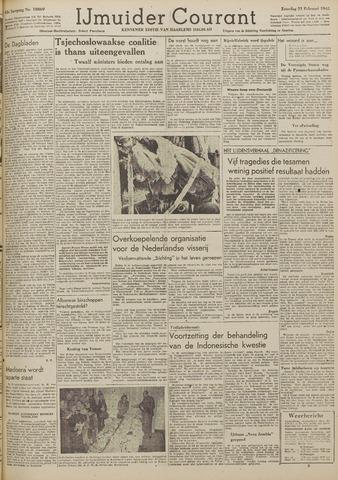 IJmuider Courant 1948-02-21