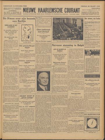 Nieuwe Haarlemsche Courant 1935-03-29