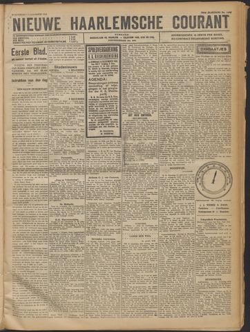 Nieuwe Haarlemsche Courant 1921-12-07