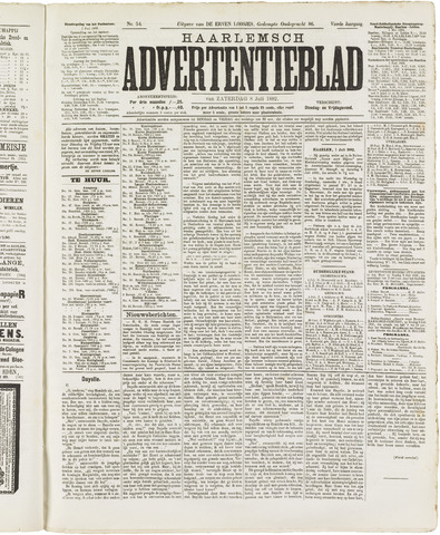 Haarlemsch Advertentieblad 1882-07-08