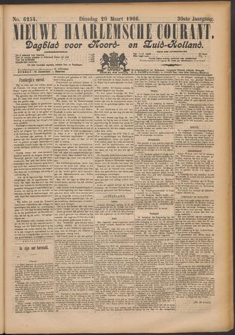 Nieuwe Haarlemsche Courant 1906-03-20