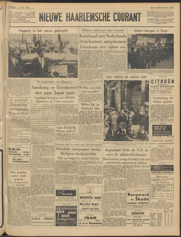 Nieuwe Haarlemsche Courant 1960-06-11