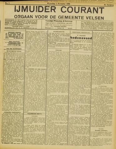 IJmuider Courant 1922-11-01