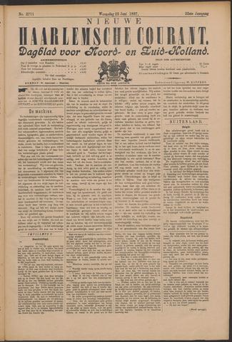 Nieuwe Haarlemsche Courant 1897-06-23