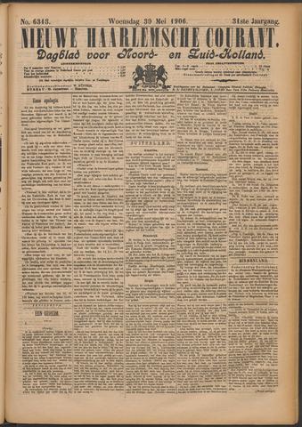 Nieuwe Haarlemsche Courant 1906-05-30