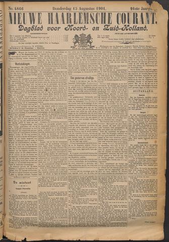 Nieuwe Haarlemsche Courant 1901-08-15