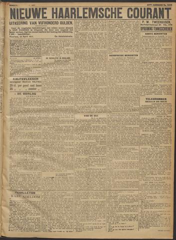 Nieuwe Haarlemsche Courant 1917-04-12