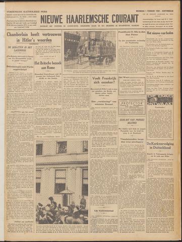 Nieuwe Haarlemsche Courant 1939-02-01