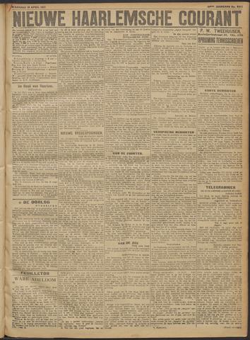 Nieuwe Haarlemsche Courant 1917-04-16