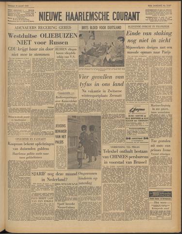 Nieuwe Haarlemsche Courant 1963-03-19