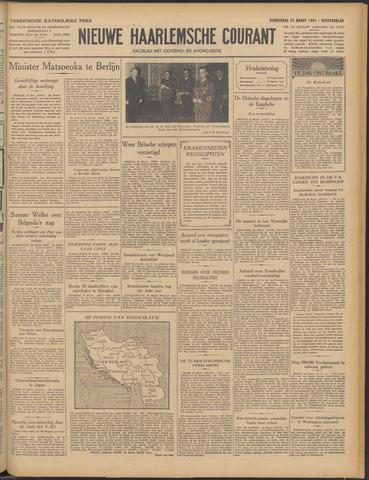 Nieuwe Haarlemsche Courant 1941-03-27