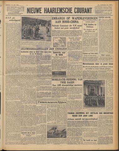 Nieuwe Haarlemsche Courant 1951-05-18