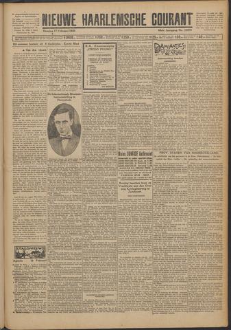 Nieuwe Haarlemsche Courant 1925-02-17